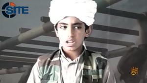 أمريكا تضع نجل أسامة بن لادن على قائمة مراقبة الإرهابيين