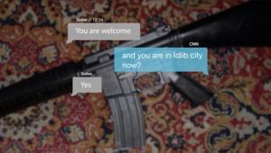 أسلحة أمريكية تباع سرا بسوريا وسوقها تيليغرام
