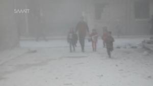 اليوم الثالث من حملة قصف الأسد لشرق حلب