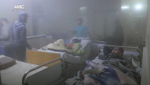 لا أمان في حلب.. مستشفيات مدمرة وآلاف القذائف بيوم واحد