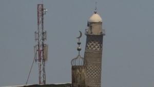 شاهد.. ما أهمية مسجد النوري في العراق بالنسبة لداعش؟