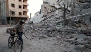 حصرياً على CNN.. الغوطة الشرقية في أسوأ حالاتها