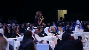 بالفيديو: الملكة رانيا وكرستين لاغارد بافتتاح منتدى المرأة في دبي.. كيف توازن المرأة بين عملها وحياتها؟