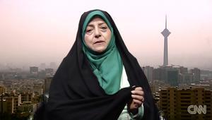 نائب رئيس إيران لـCNN: السعودية لم تجرب الانتخابات أبدا