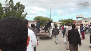 بالفيديو: مئات القتلى والمصابين في هجوم على مسجد الروضة شمال سيناء