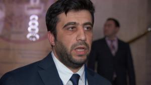 """عصام الريس: """"ننتظر وفاء روسيا بالوعود ونعتبر الإيرانيين غزاة"""""""