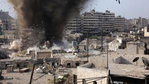 """قال المحلل السياسي والباحث أمجد طه، الرئيس الاقليمي للمركز البريطاني لدراسات الشرق الأوسط والمتخصص بالشؤون العربية والإيرانية، إنّ ما يحصل في سوريا هو """"تطهير عرقي واضح"""" للسنة"""