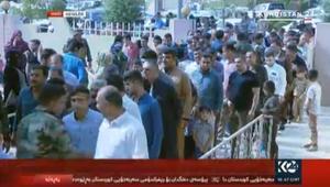شاهد.. ملايين الأكراد يصوتون على استقلال كردستان
