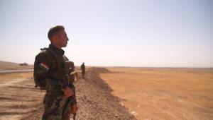 """هنا ستكون """"أحدث حدود دولية"""".. في حال استقلال كردستان"""