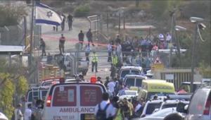 مقتل 3 إسرائيليين بهجوم قرب القدس