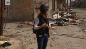 عدسة CNN تنقل مشاهد الدمار في غرب الموصل