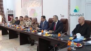 شاهد.. محادثات عراقية كردية وسط النزاع بين الطرفين