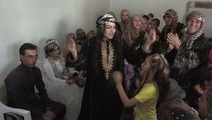 شاهد.. رقص وغناء في أول حفل زفاف بالرقة بعد طرد داعش
