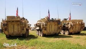 قوات أمريكية في دوريات على حدود سوريا وتركيا