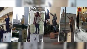 حملة الأربعاء الأبيض.. احتجاج نساء إيران على الحجاب القسري