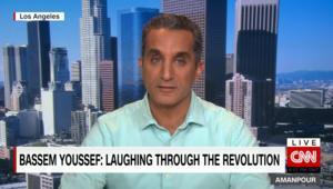 باسم يوسف: نظام السيسي يعيش أفضل أيامه في عهد ترامب