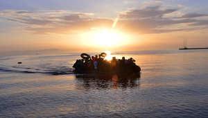 البحرية الإيطالية: غرق 40 مهاجراً في مياه المتوسط