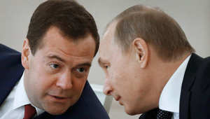 ميدفيديف: ندافع عن مصالحنا في سوريا لا عن شخصيات محددة