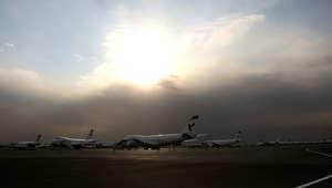 صورة أرشيفية لمطار مهرباد في طهران