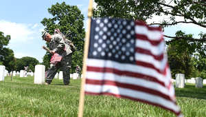 صورة لجندي أمريكي