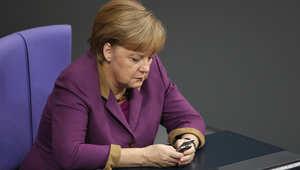 ألمانيا تسقط اتهامات لوكالة الأمن القومي الأمريكية بالتنصت على هاتف ميركل