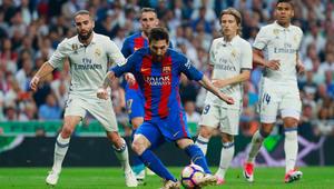 """تابعوا تغطيتنا المباشرة لـ """"كلاسيكو الحسم"""" بين ريال مدريد وبرشلونة"""