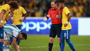 """البرازيل تلتقي الأرجنتين في لقاء تاريخي على أرضية ملعب """"السباعية"""""""