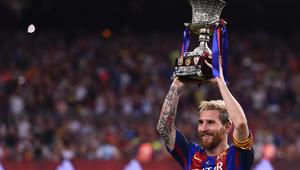 برشلونة بطلا للسوبر الإسباني للمرة 12
