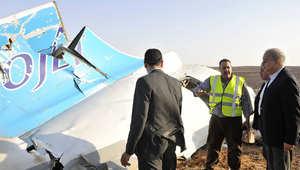 """كارثة الطائرة الروسية.. مصر تنفي تصريح الـ""""90 % قنبلة"""""""