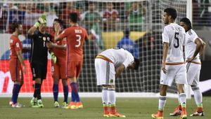 ماركيز: نشعر بالخجل من هزيمتنا بسباعية أمام تشيلي