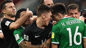 نيوزيلندا تودع كأس القارات والمكسيك تقترب من التأهل