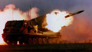 """""""لوكهيد مارتن"""" تعلن عن صفقة قاذفات صواريخ للإمارات والبحرين.. وعضوان بالكونجرس ينتقدان بيع أسلحة للملكة"""