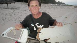 شاهد.. العثور على حطام يعتقد أنه للماليزية MH370