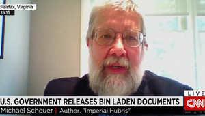 مُطارد القاعدة يشرح سبب اكتشاف كتابه بحوزة زعيمها الراحل ويقول لـCNN: واشنطن كذبت حول حقيقة بن لادن والمواد الإباحية لديه تحمل رسائل سرية