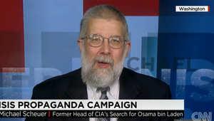 قائد قوة بن لادن بـCIA يتحدث لـCNN: أوباما يخدعنا وداعش ينصب فخا لهزمنا.. وعلى أمريكا وقف التحالف مع السعودية وإسرائيل