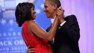 """ميشيل أوباما: """"باراك كان كسولاً في الدراسة"""""""