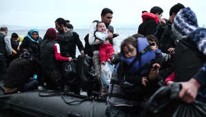 سفن حربية أوروبية تبدأ أكبر عملية لإنقاذ 2500 مهاجر في عرض المتوسط