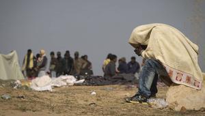 في يوم واحد.. انتشال جثت 121 مهاجرًا غير شرعي أغلبهم من النساء والأطفال وفقدان 354 آخرين