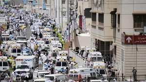 مصر ترفع ضحاياها في حادث تدافع الحجاج بمنى لـ37 وفاة