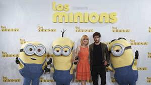 عدد من شخصيات الفيلم في أول أسبوع لافتتاحه