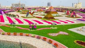 وتعتبر الحديقة الأكبر من نوعها في العالم، وتحتوي على 45 مليون زهرة.