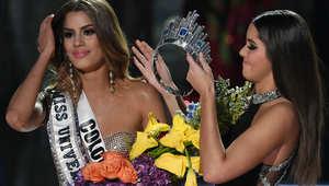 """ملكة جمال كولومبيا بعد لفظ اسمها وحصولها على لقب بالخطأ: ما حصل كان """"مذلاً للغاية"""" و""""غير عادل"""""""