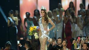 ملكة جمال فرنسا تتفوق على هاييتي وكولمومبيا لتتوج ملكة جمال الكون