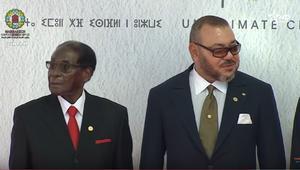 موغابي.. رئيس جمهورية بالاو.. أخنوش.. لقطات طريفة من مؤتمر المناخ بالمغرب