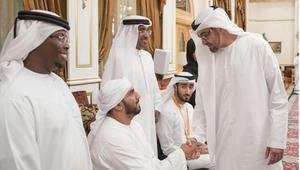 محمد بن زايد يشيد بالإنجاز البرالمبي غير المسبوق للإمارات
