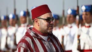 الملك محمد الخامس خلال زيارة سابقة لإسبانيا