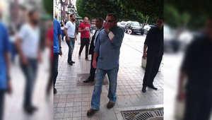 ملك المغرب على الأقدام بتونس في زيارة أسالت كثيرا من الحبر