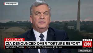 المستشار السابق للبحرية الأمريكية ينتقد عبر CNN تقرير التعذيب ويلقي باللوم على وزارة العدل: لو تحملت مسؤوليتها لما وصلنا لهذا