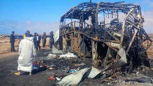 من الحادث الذي وقع بداية الشهر الجاري في المغرب