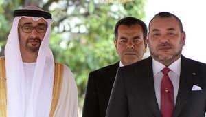 من زيارة الشيخ محمد بن زايد آل نهيان للمغرب الشهر الماضي